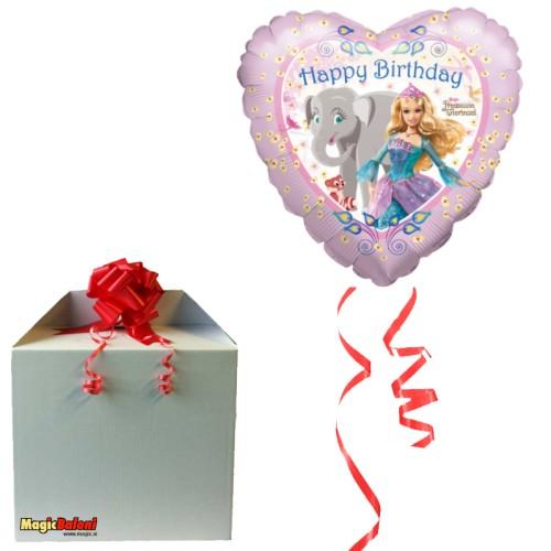 Barbie Island Princess balon - opazili