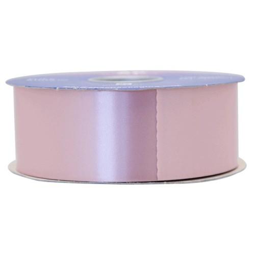 Baby pink poly ribbon