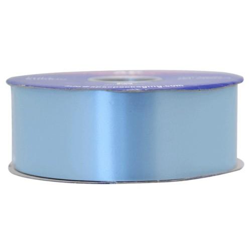Light blue poly ribbon