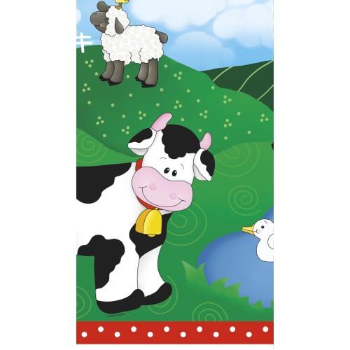 Farm Friend tablecover