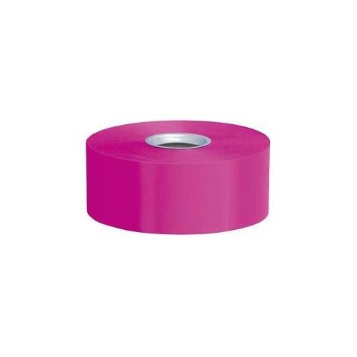 Hot pink poly ribbon