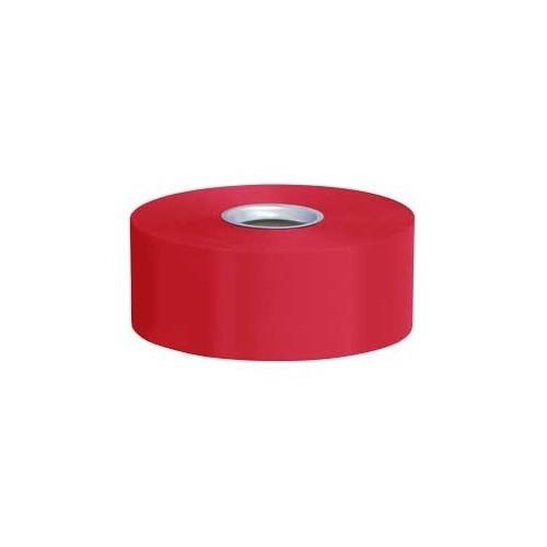 Red poly ribbon