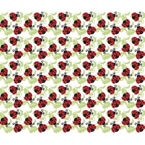 Lively Ladybugs girtwrap