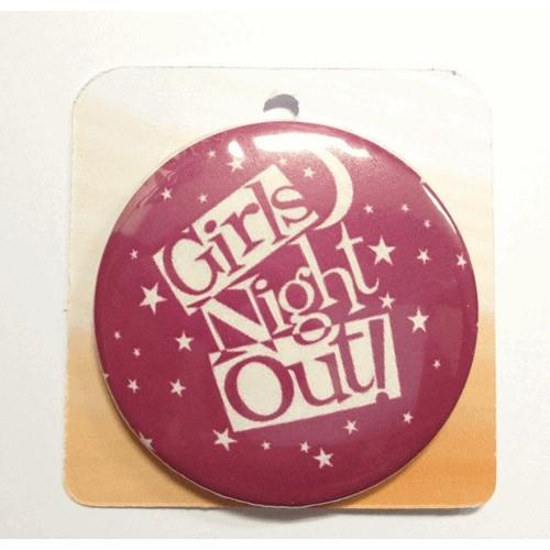 Button Anstecker Brosche - Girls Night Out