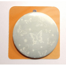 Button badge - Butterfly