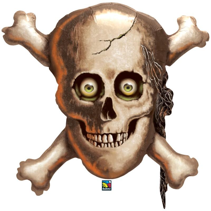 Gusarji - Balon Kostko glava
