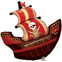 Gusarji - balon Pirate Ship