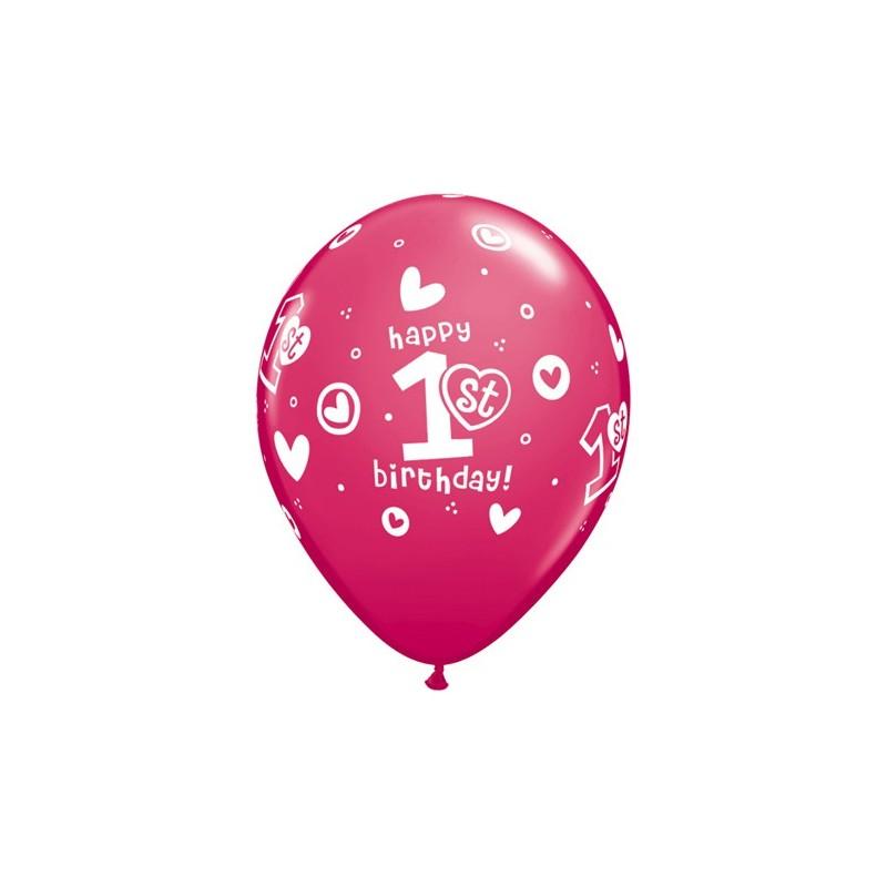 1 rojstni dan dekle