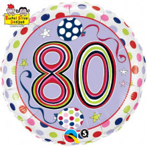 Rachel Ellen - 80  Polka Dot & Stripes