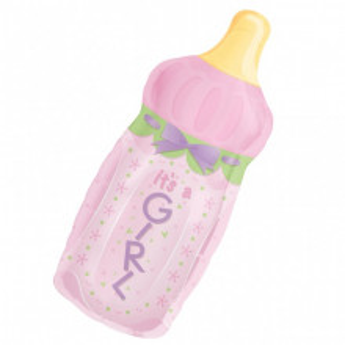 Baby Bottle Girl