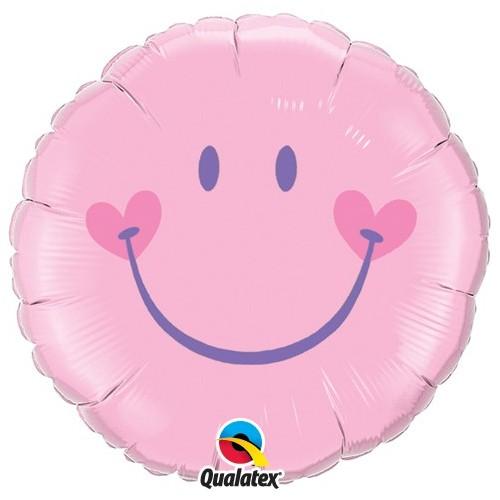 Sweet Smile Face - Pink