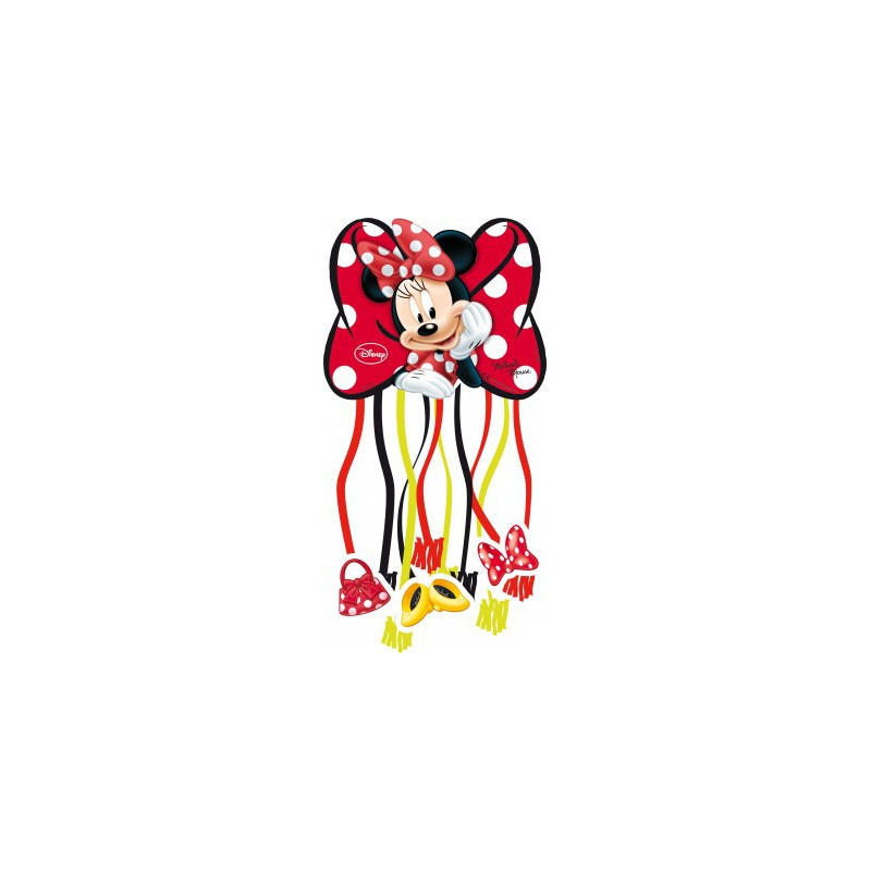 Minnie Mouse Fashion pinata
