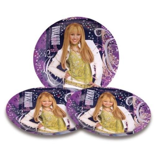 Hannah Montana - Krožniki 23cm