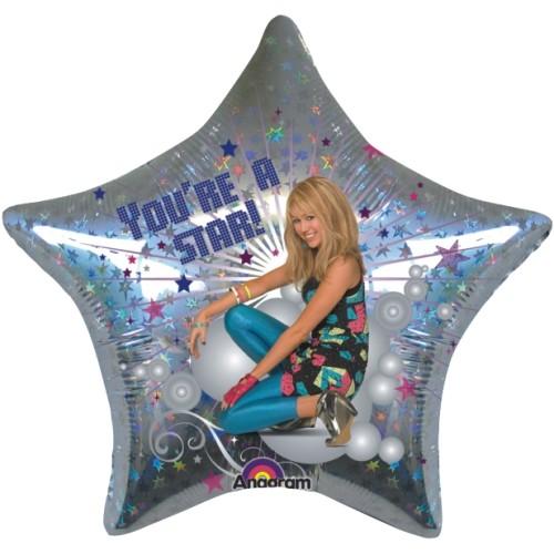 Hannah Montana Star balon