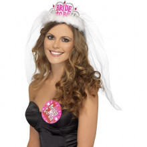 Bachelorette Diadem - Bride to be