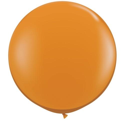 Balloon Mandarin Orange 90cm - 3'