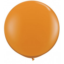 Balon - Mandarin Orange 90 cm - 2 kom