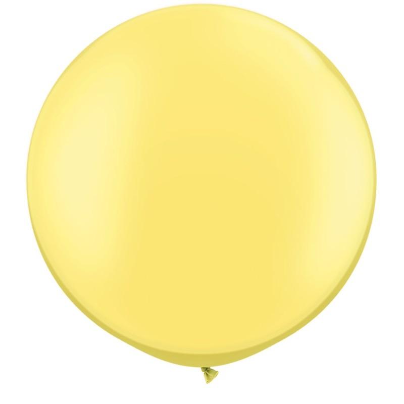 Balon Pearl Limona Šifon 90 cm
