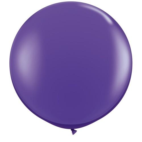 Balon Purple Violet 90 cm