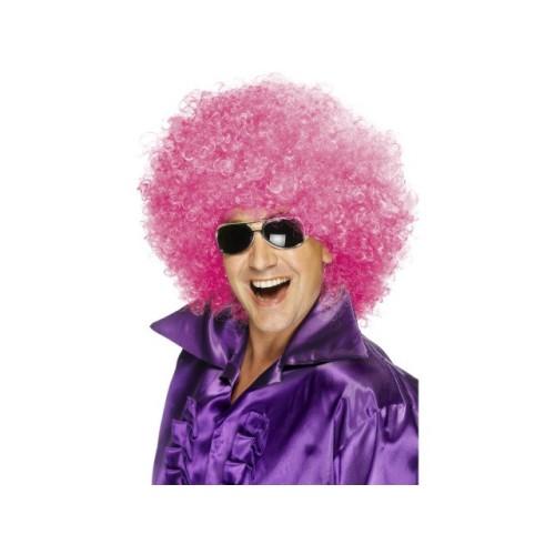 Afro Mega lasulja - pink