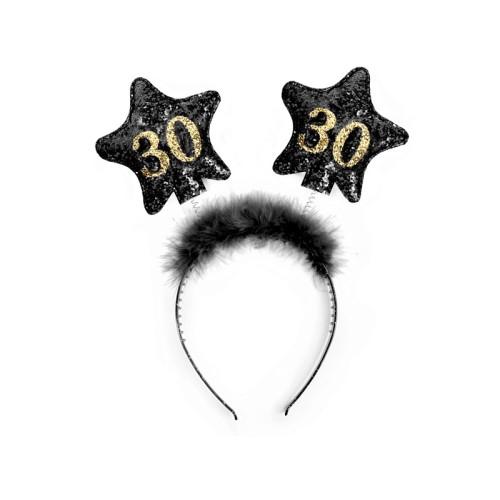 30th Birthday Headband