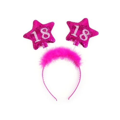 18th Birthday Headband