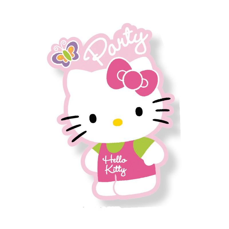 MagicBallons-Alles für den Geburtstag-Hello Kitty-Hello Kitty ...