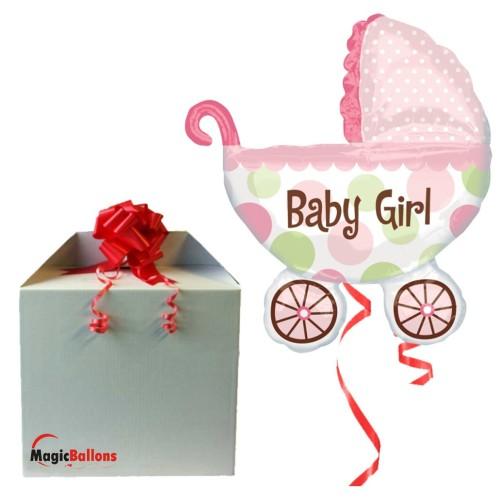 Baby Buggy Girl