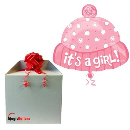 To je klobuk za dekleta.