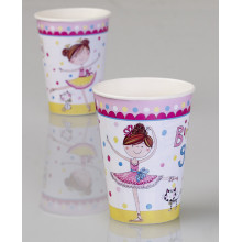 Rachel Ellen Ballerina cups