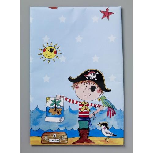 Rachel Ellen Pirate tablecover