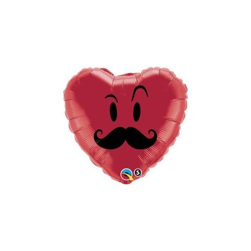 "Mr. Mustache 18"" HRT"
