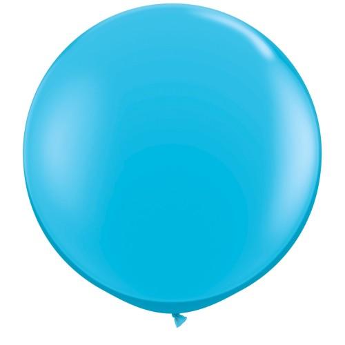 Balon Robin's Egg Blue 90 cm