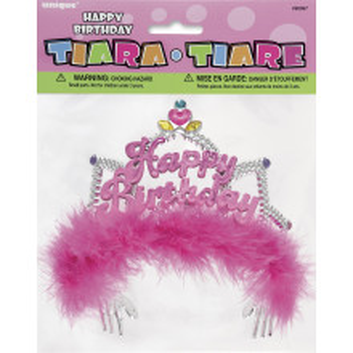 Tiara Happy Birthday