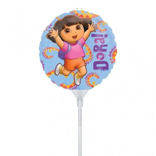 Dora - folija balon na palčki