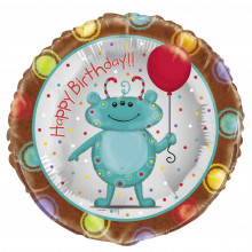 Alien Happy Birthday