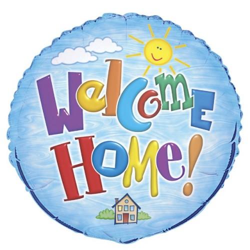 Welcome Home balon