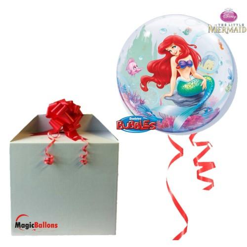 Mala morska deklica - b.balon v paketu