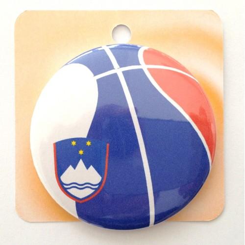 Button badge - BASKETBALL