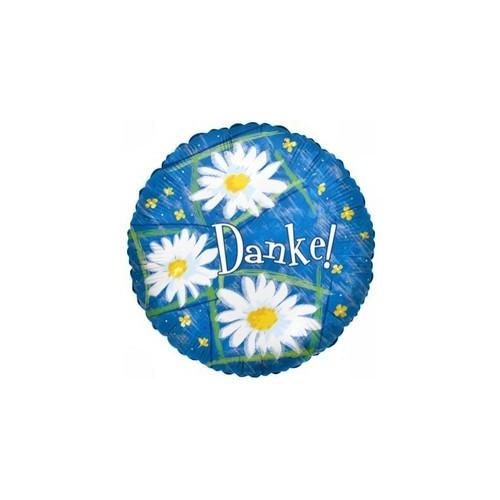 Foil balloon Danke