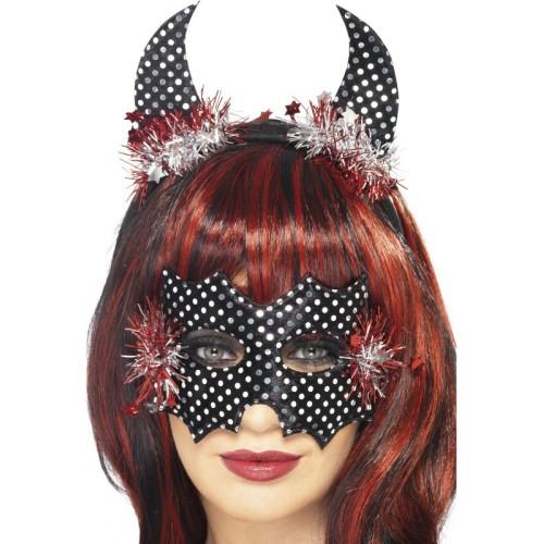 Devildina black Mask
