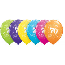 Balon tiskan 70 - tropical
