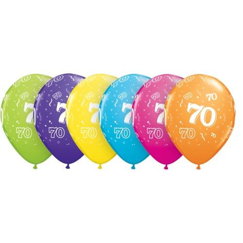 Balon tiskan 70 - tropical