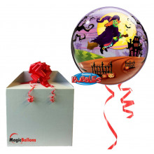 Leteča čarovnica strašljivo pivo - balon v paketu