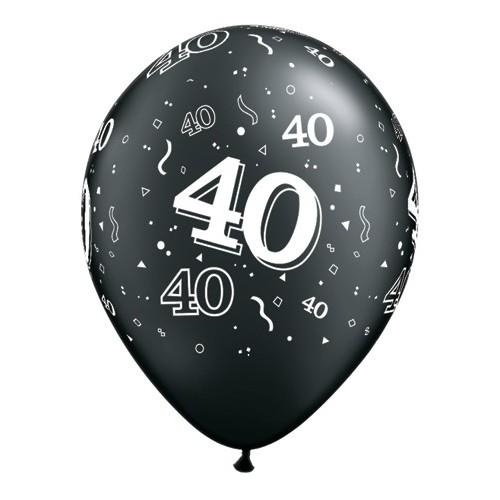 Balon natisnjeno 40