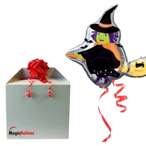 Witch - folija balon v paketu