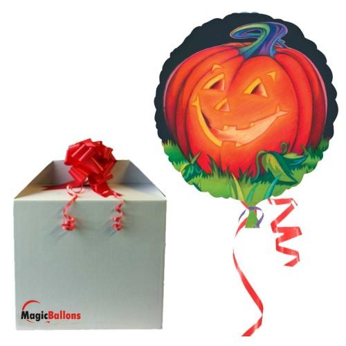 Glowing Pumpkin - folija balon v paketu