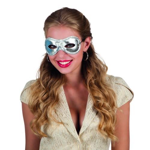 Kovinsko srebro - maska