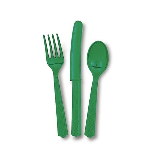 Cutlery - Royal Blue
