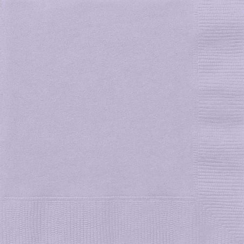 Beverage napkins - Pastel Pink
